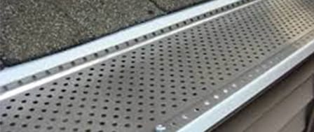 Cover type gutters