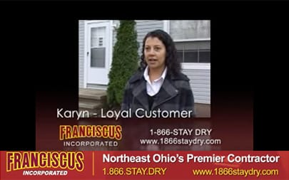 Northern Ohio's largest residential roofer.